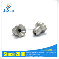 High Precision Machinery Service Polishing Stainless Steel CNC Turning Lathe Parts