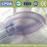 High quality CE and ISO Disposable PVC lma tube