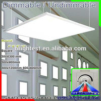 high quality wholesale free sample 2x2 led drop ceiling light panel 54w led panel light