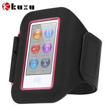 Best for workouts, running, cycling Sport Armband for apple iphone, Galaxy (Black)