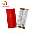 Custom Printed Heat Seal Shape Plastic Package Packing Tea Bag