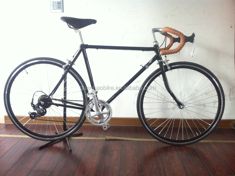 700C Vintga lugged frame 21 speeds road bike