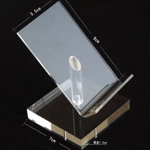 Acrylic Handset Stands/Mobile Phone Retail Display Stand/ Direct Manufacturer in China