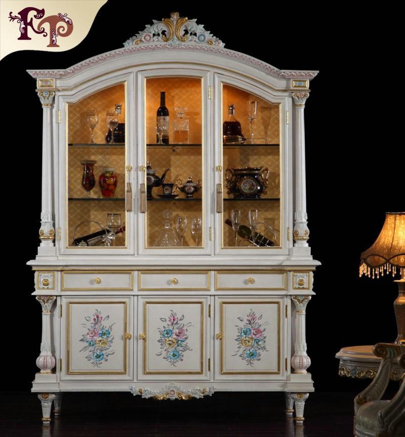 antique furniture italian reproduction - dinning room furniture