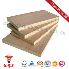 High quality okoume face/back door skin plywood in china