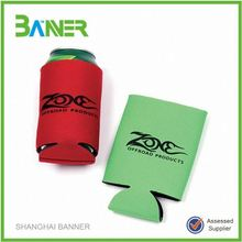 Promotion cheaper neoprene 250ml can cooler holder