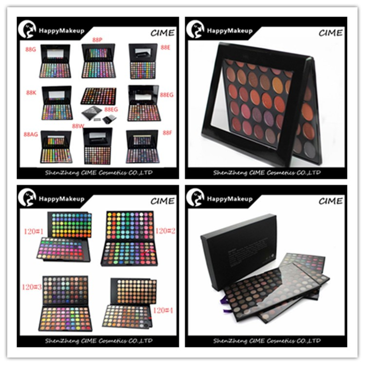 New Hot 10 colors eyeshadow palette makeup kit