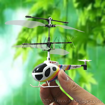 rh-hm0708 3 Channel Mini RC Helicopter