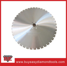Diamond Wall Saw Blade for 30-80HP Machine for Wall Concrete