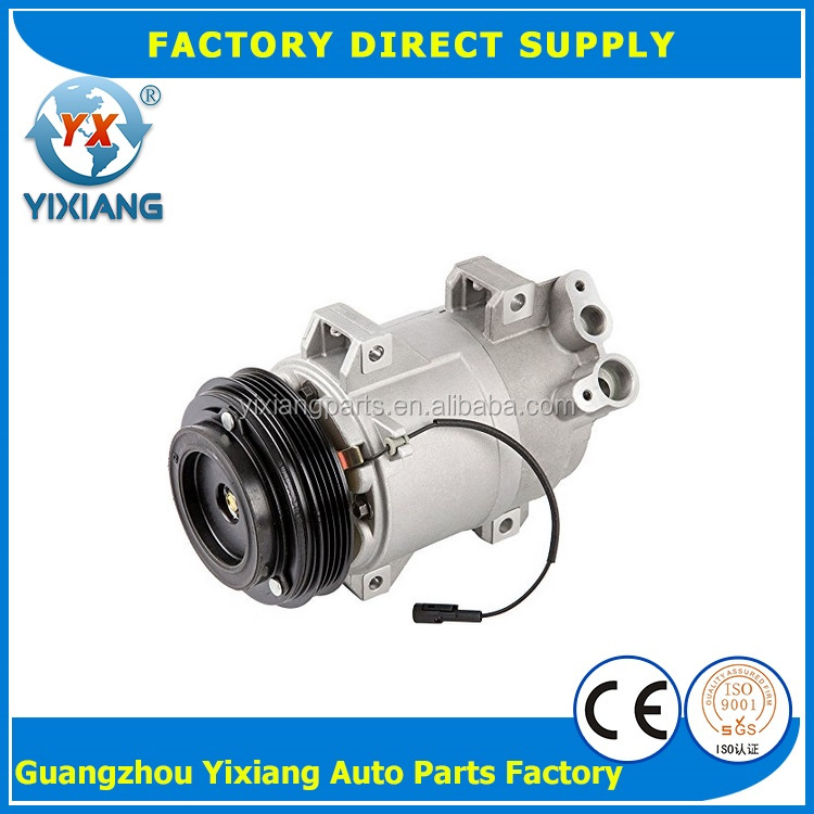 Electric Car Air Conditioning Z0016388A 95200-54JB0 DKS17D Compressor For Suzuki Grand Vitara