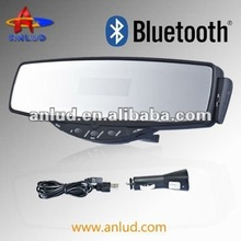 2012 ALD88 resonable price for rearview mirror car kit bluetooth for mobile phone
