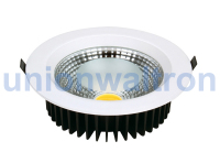 square 10w 15w 30w cob led downlight 1 watt recessed led mini downlight high brightness 20w cob led downlight