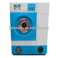 SGX8-15 Industrial oil dry cleaning laundry machine