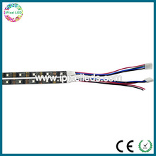 High quality 32leds/m ws2801 rgb led strips 5m