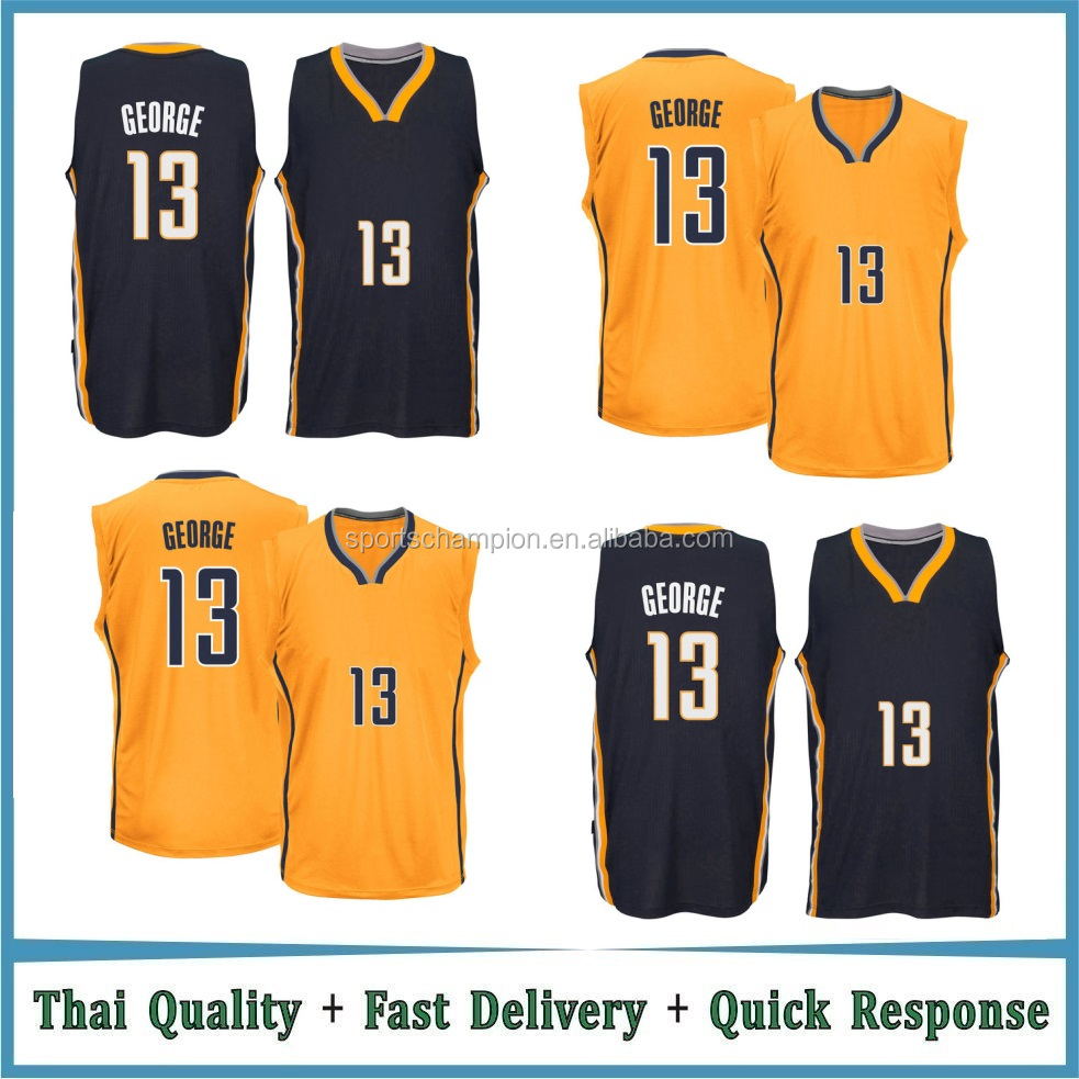 Cheap Wholesale #13 Paul George Basketball Jersey
