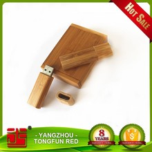 card type and full color logo wood cool usb