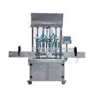 Electric Digital Food Paste Filler Machine