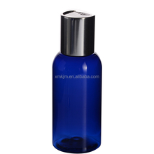 New arrive various type blue lotion 30ml plastic PET bottle