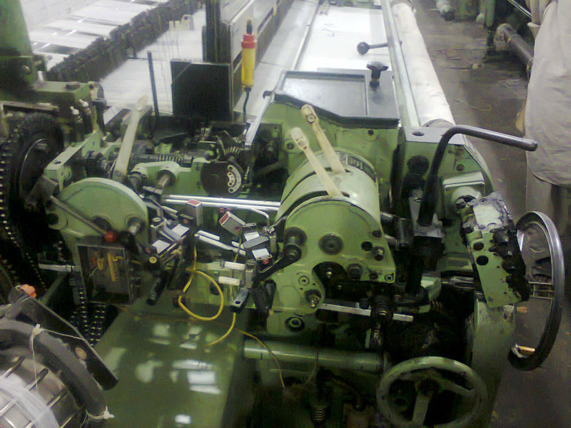 Used Sulzer Projectile Loom Tw11