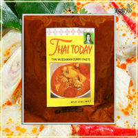 Instant Food Thai Mussaman Curry Paste Mix for sale