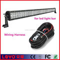 Convenient on off switch wiring harness for 4x4 led light bar , led work light waterproof