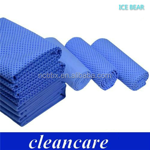 Sports PVA Ice Cooling Cool Towel