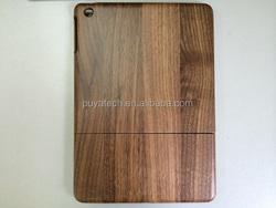 Cheap fashion and factory OEM new wood case bamboo case for ipad mini