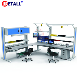 Detall- multifunctional work table furniture industrial