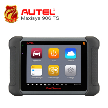 car repair and maintenance tool MaxiSys MS906TS codes live data active test ECU information adaptation matching coding