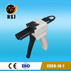50ml 10:1 side by side cartrigde for solid surface