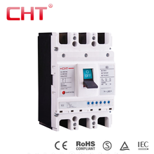 High quality 160a 4 pole mccb molded case circuit breaker