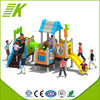 Novelty Design Indoor Playground/Plastic Backyard Playset/Kids Activity Center
