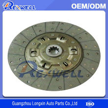 use for 6HH1/6HE1 DA120 1-31240-515-0 Fiber friction face clutch plate