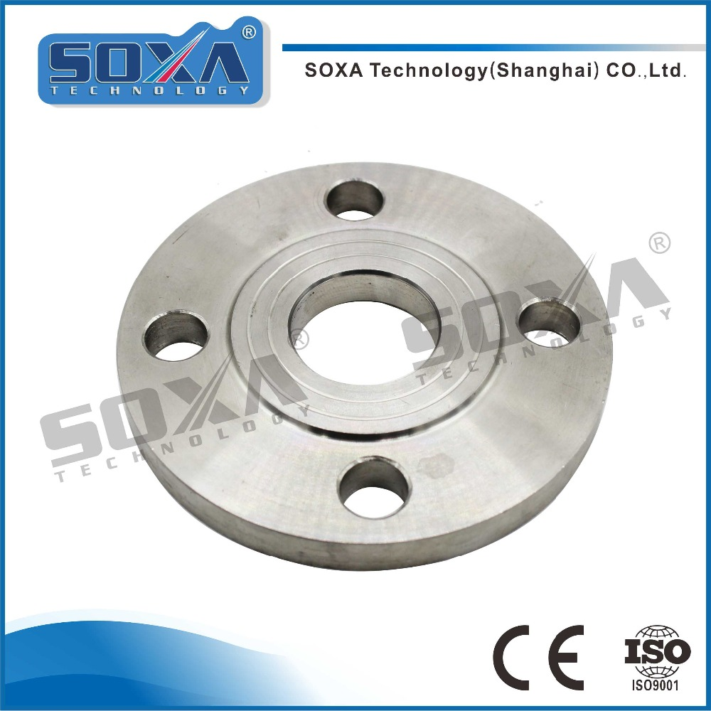 Custom Precision Machining forged din14571 stainless steel flange