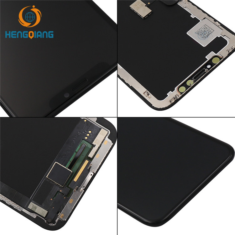 OLED soft material  LCD Display Touch Screen Digitizer replacement Assembly for iPhone X 10
