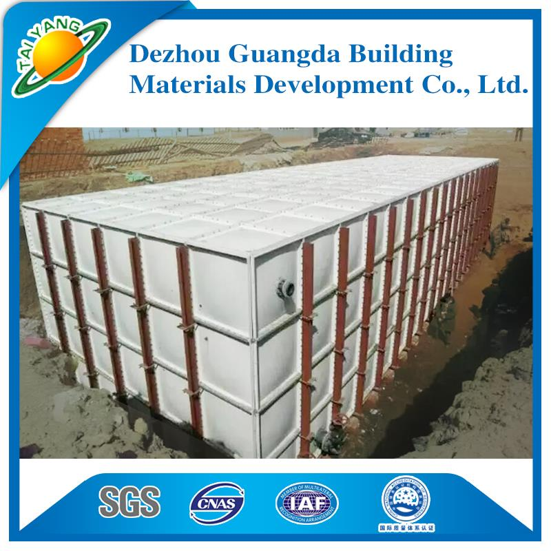 Professional 10m3 water tank water transfer printing tank modular water tank the most discounted price