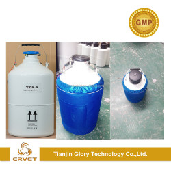 liquid nitrogen gas storage container for sperm, vacuum flasks