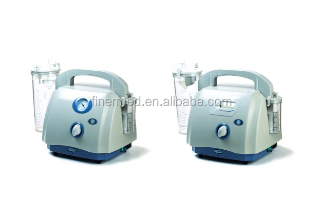 Mobile Electrical mucus surgical suction machine