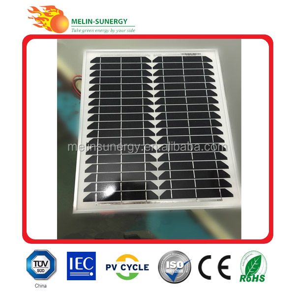 solar module system china supplier solar panel system 20w for home