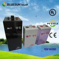 Bluesun hot sell high amp hour batteries 12V 250AH