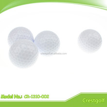 Cheap Two piece two layers Bulk Golf Ball