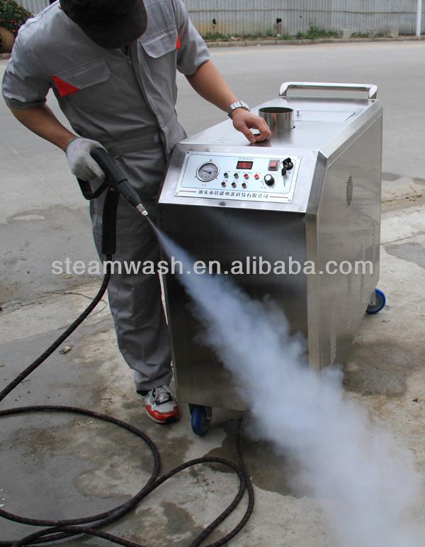 portable steam car wash machine