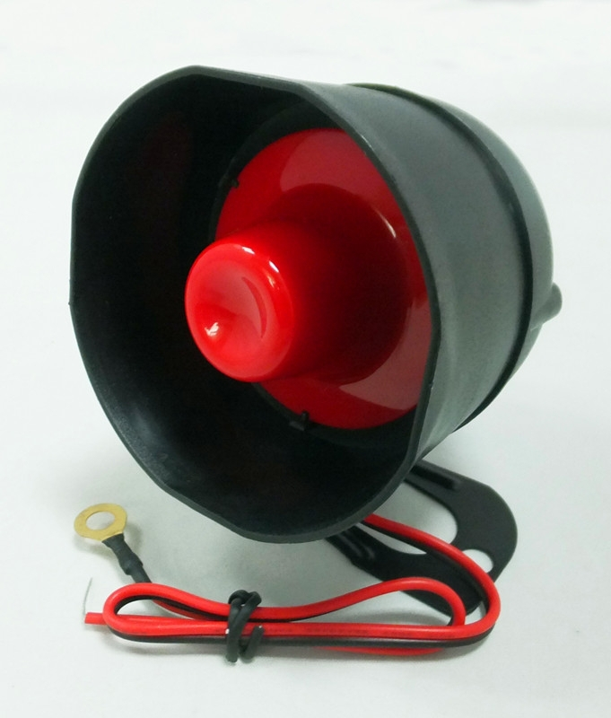 Use Old Car Alarm Siren