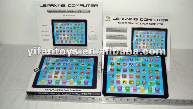 Newest Ipad kids learning machine, 3D Ipad for kids