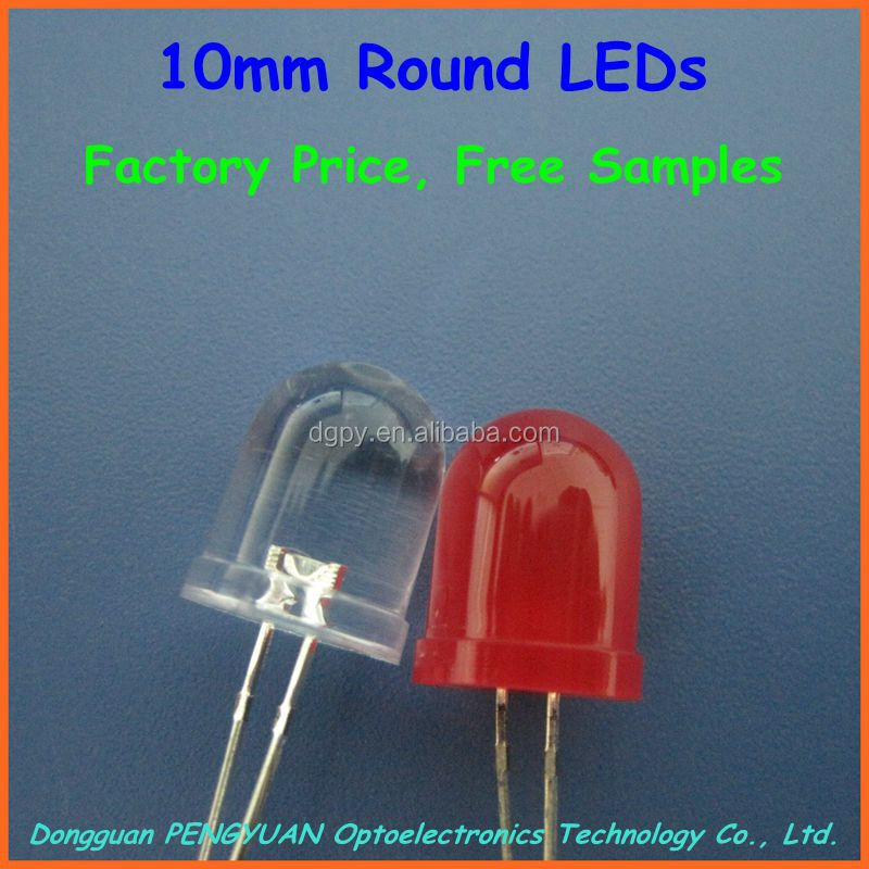 10mm 850nm ir led