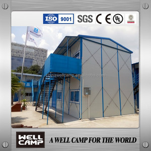 Widely used temporary prefabricated house K type for construction site office