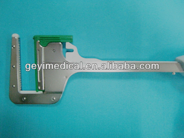 surgical stapler suture pad types of surgical sutures