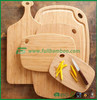 Fuboo bamboo cheese cutting board set of 5 pieces