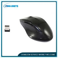 1200 dpi optical mouse PELF052 white optical mouse wireless comfortable 2.4g wireless mouse
