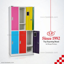 high brightness pharmacy bi-color cabinet from stell locker MANUFACTURER/ cabinet
